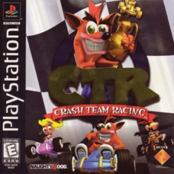 CTR (Crash Team Racing)