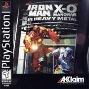 Iron Man /X-O Manowar In Heavy Metal