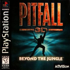 Pitfall 3D: Beyond The Jungle