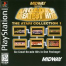 Arcade's Greatest Hits / The Atari Collection 1