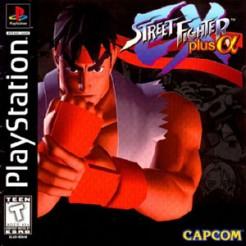 Street Fighter – EX Plus Alpha