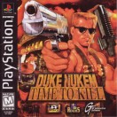 Duke Nukem Time To Kill