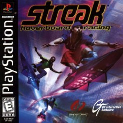 Streak Hoverboard Racing