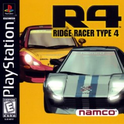 R4 Ridge Racer Type 4
