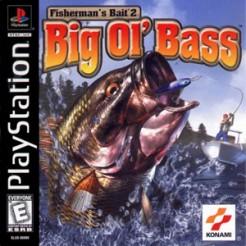 Big Ol' Bass Fisherman's Bait 2