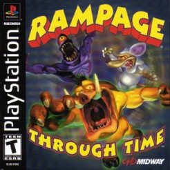 Rampage Through Time
