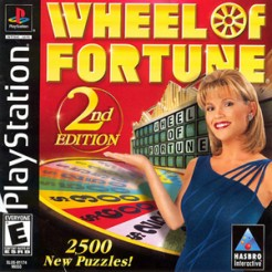 Wheel Of Fortune 2nd Edition