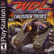 World Destruction League – Thunder Tanks