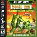 Army Men – World War Land Sea Air