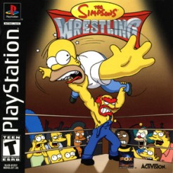 Simpson's Wrestling, The