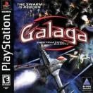 Galaga Destination Earth