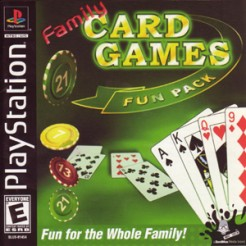 Family Card Games Fun Pack