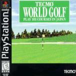 Tecmo World Golf