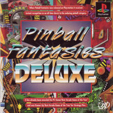 Pinball Fantasies Deluxe