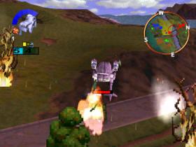 WarGames Tank vs Robots