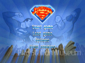 superman open world game