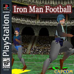 Iron Man Football